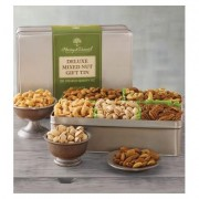 Deluxe Mixed Nuts Gift Tin - Gift Baskets & Fruit Baskets - Harry and David