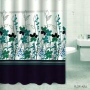 Cortina de baño Teflón Estampada Linea Vintage Deluxe