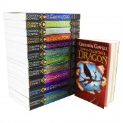 Hodder How to Train Your Dragon 12 Books Collection - Cressida Cowell - Age 9-14 - Paperback