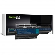 Bateria Green Cell Pro para Acer Aspire, TravelMate, Gateway, P.Bell EasyNote - 5200mAh