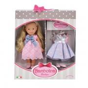 Smily Play Lalka Bambolina Boutique z Sukienką BD1622