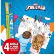 Marvel Spider-Man - Lumea magica a culorilor 4 Megaplanse