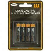 Baterie NGT Long Lasting Alkaline LR03 (AAA) 1.5V, 4buc/blister