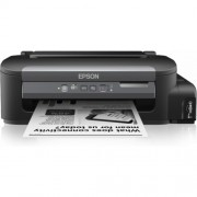 Printer, EPSON WorkForce M105, InkJet, Lan, WiFi (C11CC85301)