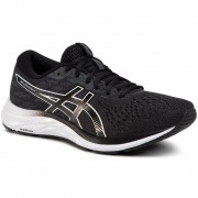 Обувки ASICS - Gel-Excite 7 1011A657 Black/White 001