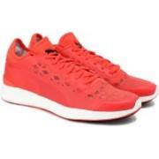 Puma Ignite Sock Tesseract Sneakers For Men(Orange)