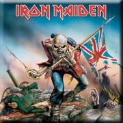 Magnet Iron Maiden: The Trooper