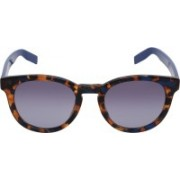 Boss Orange Retro Square Sunglasses(Grey)