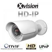 Priemyselná IP HD CCTV kamera s nočným videním