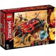 Конструктор Лего Нинджаго - Katana 4x4, LEGO NINJAGO, 70675
