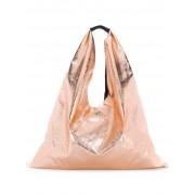 Mm6 Maison Margiela сумка-тоут с отделкой металлик Mm6 Maison Margiela