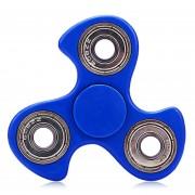 608 ABS Un Pequeño Juguete Gyro De Los Dedos Para Aliviar La Presión De Los Adultos Pequeños Juguetes Para Adultos -Azul