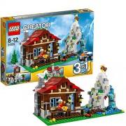 Lego Creator Mountain Hut, Multi Color