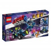 2 VEHICULOS Y DINOS - THE LEGO MOVIE 2