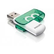Philips Vivid 8GB USB2.0 pen drive