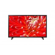 "LG 32LM630BPLA LED TV 32"" HD-Ready, WebOS ThinQ AI SMART, T2, Black,Two pole stand"