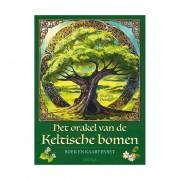 Deltas Het orakel van de keltische bomen boek en kaart 1 set
