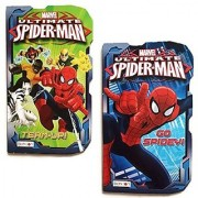 Marvel Ultimate Spider-Man Board Books 2-book Set Team-Up! and Go Spidey!
