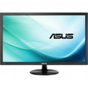Монитор Asus VP278H, 27 WLED TN, Non-glare, 1ms Gaming Monitor, 1200:1, 100000000:1, 1920x1080, Speakers, HDMI, D-Sub, PC Audio Input, ASUS-MON-VP278H