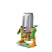 Twinkie 6-IN-1 Super Solar Powered Recycler Robot Kit