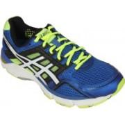 Asics Gel-Fortitude 6(2E) Men Running Shoes For Men(Blue, White, Yellow)