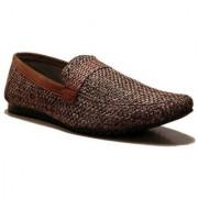 Dia A Dia Men's Brown Open Smart Formals Formal Shoes