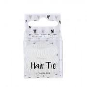 2K Hair Tie Spiral-Haargummi 3 St. Farbton Clear für Frauen