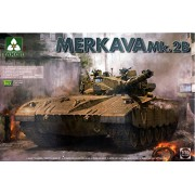 TAK02080 1:35 Takom Merkava Mk.2B [MODEL BUILDING KIT]
