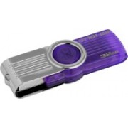 Kingston Data Traveler 101 G2 32 GB Pen Drive(Purple)