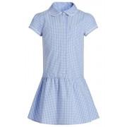 Girls Kids Next Drop Waist Gingham Dress (3-14yrs) - Blue