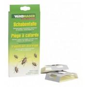 Lepová past na šváby Windhager 3ks