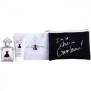 Guerlain La Petite Robe Noire coffret I. Eau de Toilette 50 ml + leite corporal 75 ml + bolsa de cosméticos