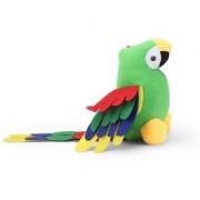 Yashi Enterprises Parrot Soft Toy For Kids