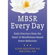 MBSR Every Day: Daily Practices from the Heart of Mindfulness-Based Stress Reduction, Paperback