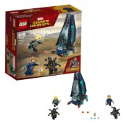 Lego ® Super Heroes Outriderdropshipaanval - 76101