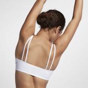 Brassière à maintien léger Nike Indy Breathe pour Femme - Blanc