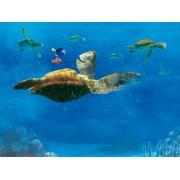 Fototapeta pre deti FTDNXXL 5034 Hľadá sa Nemo, vliesová , 360x270 cm - 4 dielna