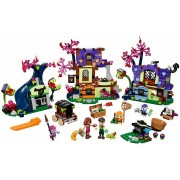 Lego Sauvetage LEGO du lutin magique 41185-village