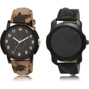 The Shopoholic Green Black Combo Latest Fashionable Green And Black Dial Analog Watch For Boys For Womens Watches
