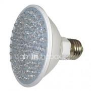3.5 E27 LED-kweeklampen PAR30 80 Krachtige LED 300-350 lm Rood Blauw K Decoratief AC 220-240 V