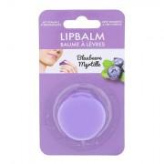 2K Lip Balm balsamo nutriente per le labbra 5 g tonalità Blueberry