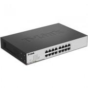 D-Link DGS-1100-16 - Гигабитов Smart управляем суич