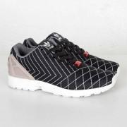 Adidas zx flux Core Black/Core Black/Vintage White