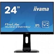 IIYAMA 23.8 inch Monitor IPS LED ProLite XUB2492HSU-B1