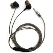 Earphone Black MH 750 For Smartphone