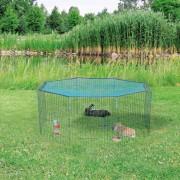 TRIXIE zöld kültéri állatketrec védőhálóval 60 x 57 cm 62411