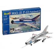 Revell 03967, MiG-21 F.13 Fishbed C, 1:72 scale plastic model kit