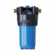 "Aquaphor Filter Cartridge Housing - 10"" - incl. carbon filter"