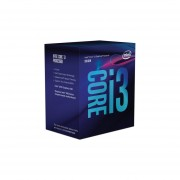 Procesador Intel Core i3-8100 3.6 GHz Socket 1151 Caché 6 MB Quad-Core