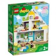 Конструктор ЛЕГО ДУПЛО - Модулна къща за игри, LEGO DUPLO Town 10929